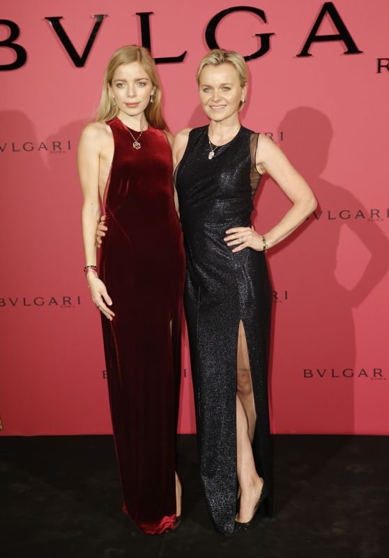 Barbara Sturm and Charly Sturm – Bulgari Party at 2019 Berlinale