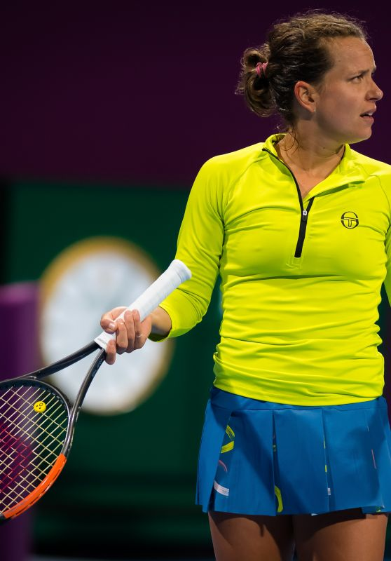 Barbora Strycova – 2019 WTA Qatar Open in Doha 02/14/2019