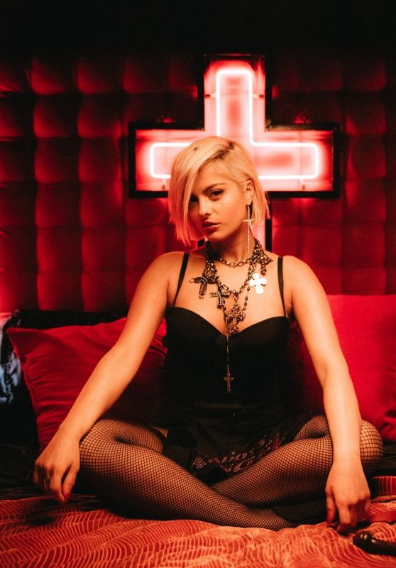 "Bebe Rexha - New Single ""Last Hurrah"""
