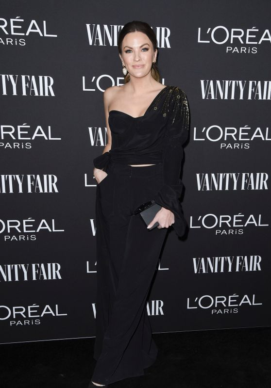 Becca Tilley – Vanity Fair & LOréal Paris Celebrate New Hollywood 02/19/2019