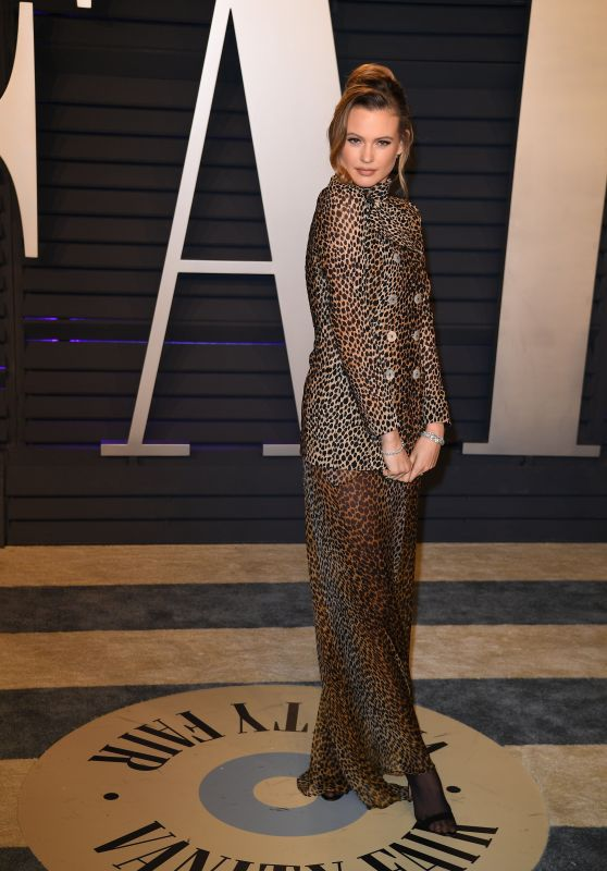 Behati Prinsloo – 2019 Vanity Fair Oscar Party