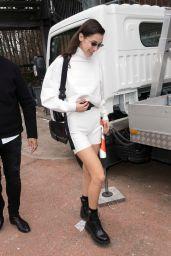 Bella Hadid - Celebrity Sightings, Milan Fashion Week Autumn/Winter 02/23/2019