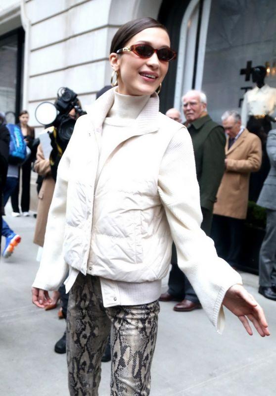 Bella Hadid Fashion and Style 02/07/2019