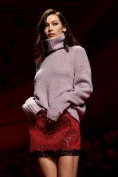 Bella Hadid - Philosophy Di Lorenzo Serafini Runway in Milan 02/23/2019