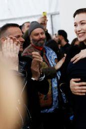Bella Hadid - Roberto Cavalli Backstage: Milan Fashion Week 02/23/2019