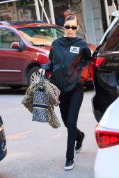 Bella Hadid Street Style 02/10/2019