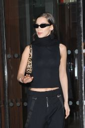 Bella Hadid Style and Fashion - Paris 02/27/2019