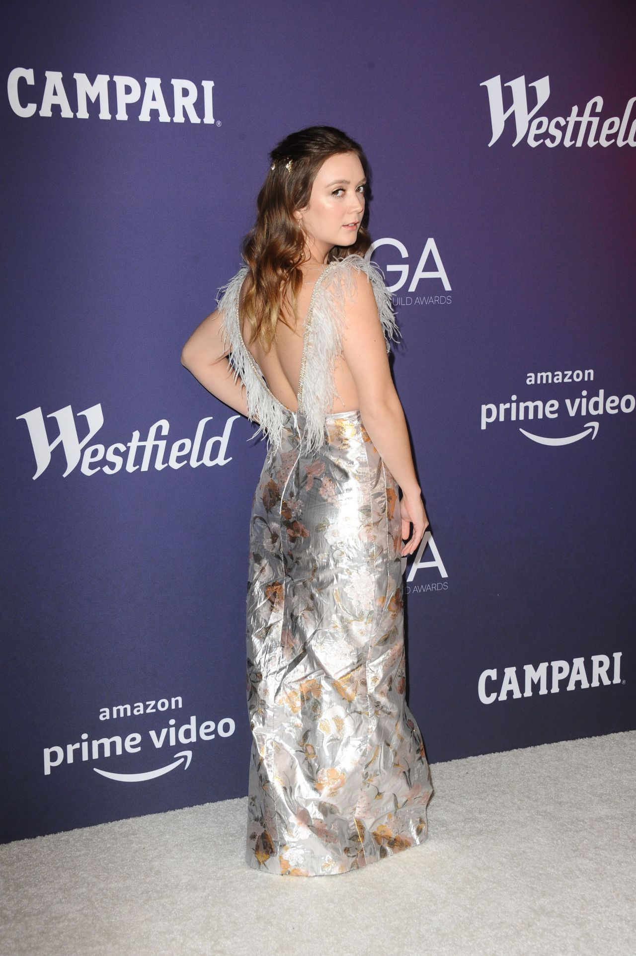 Billie Lourd 2019 Costume Designers Guild Awards