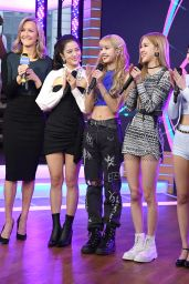 BlackPink Appeared on Good Morning America 02/12/2019