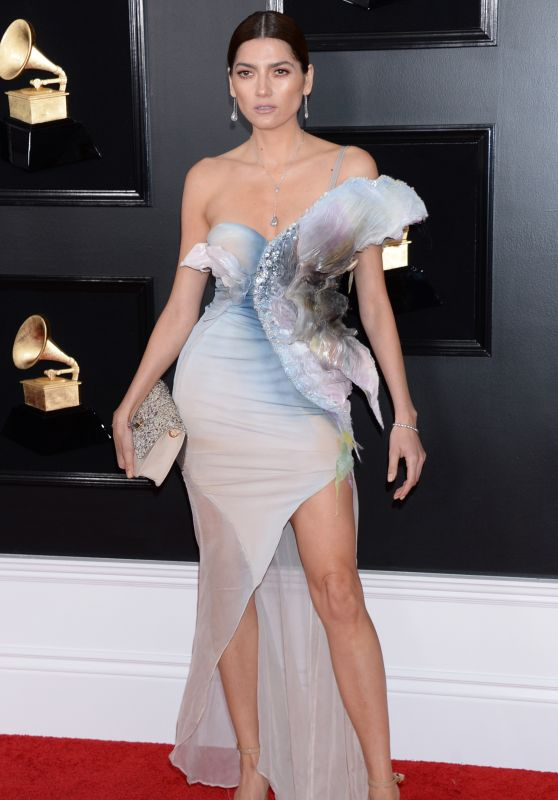 Blanca Blanco – 2019 Grammy Awards