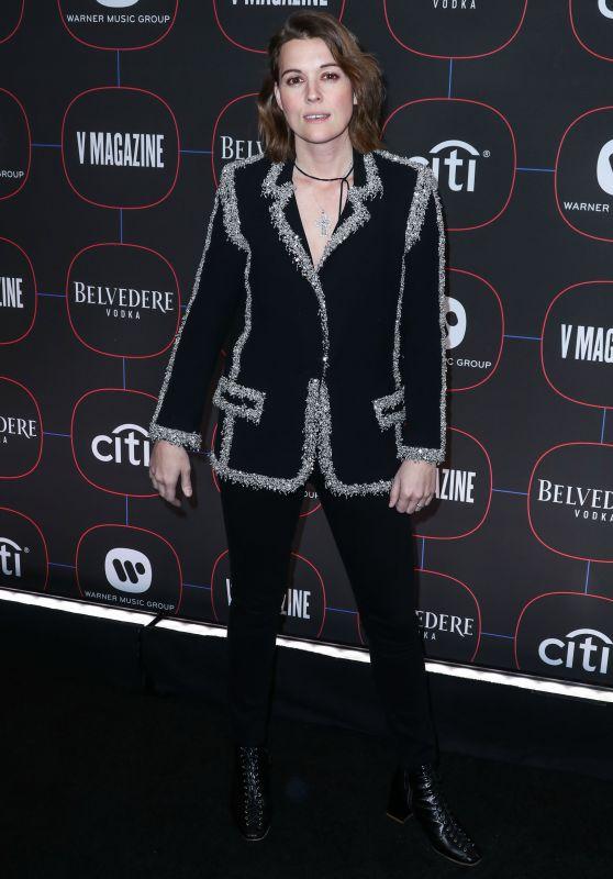 Brandi Carlile – Warner Music Pre-Grammy Party 2019