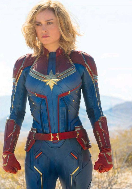 Brie Larson - Cinemania January 2019