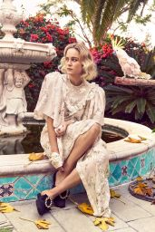 Brie Larson - InStyle US March 2019