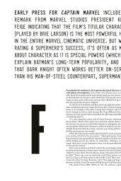 Brie Larson - International Cinematographer Guild Magazine February/March 2019 Issue