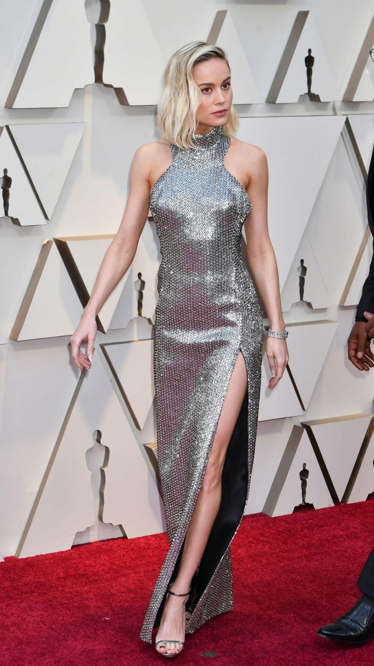 Brie larson oscars 2019 red carpet - Oscars red carpet online ...