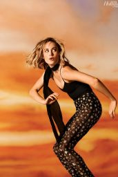Brie Larson - The Hollywood Reporter Magazine 02/13/2019