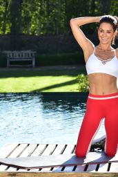 Brooke Burke - Photoshoot for the Brooke Burke Body App February 2019