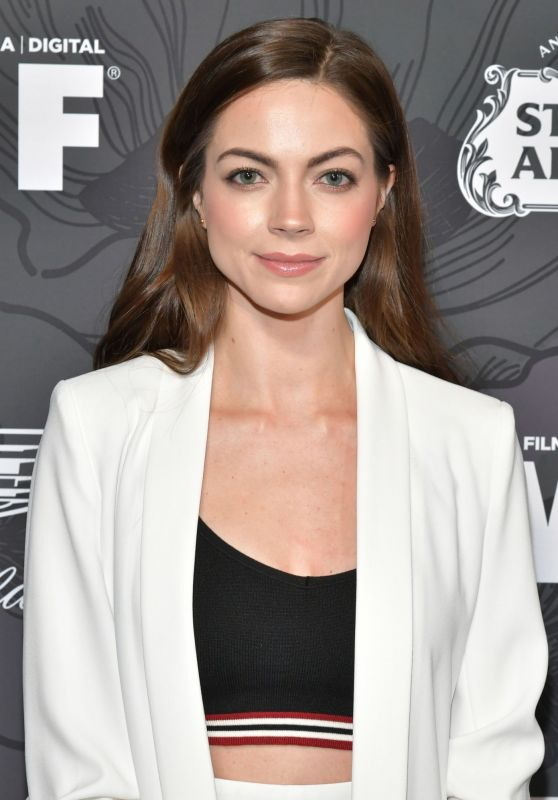 Caitlin Carver – 2019 Women in Film Oscar Party