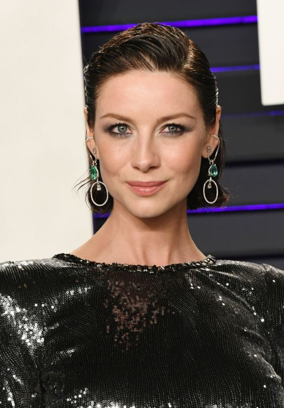 Caitriona Balfe – 2019 Vanity Fair Oscar Party