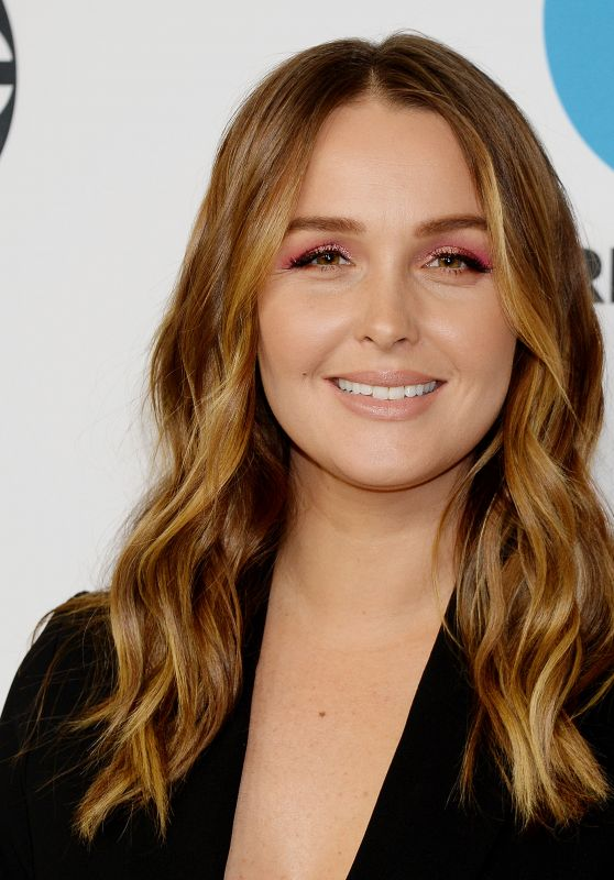 Camilla Luddington – TCA Winter Press Tour in LA 02/05/2019