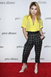 Camille Sillona – Prive Alliance LA's Fashion Presentation in LA 02/26/2019