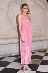 Cara Delevigne - Christian Dior Fashion Show in Paris 02/26/2019