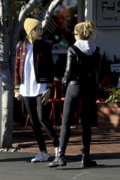 Cara Delevingne and Ashley Benson - Out in West Hollywood 02/06/2019