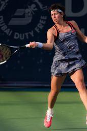 Carla Suarez Navarro – 2019 Dubai Tennis Championship 02/18/2019