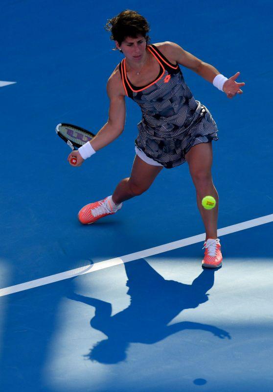 Carla Suarez Navarro - 2019 WTA Qatar Open in Doha 02/12/2019