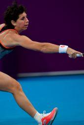 Carla Suarez Navarro – 2019 WTA Qatar Open in Doha 02/13/2019