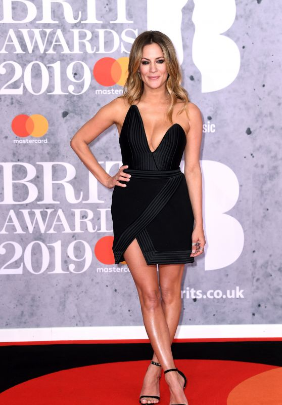 Caroline Flack – 2019 Brit Awards