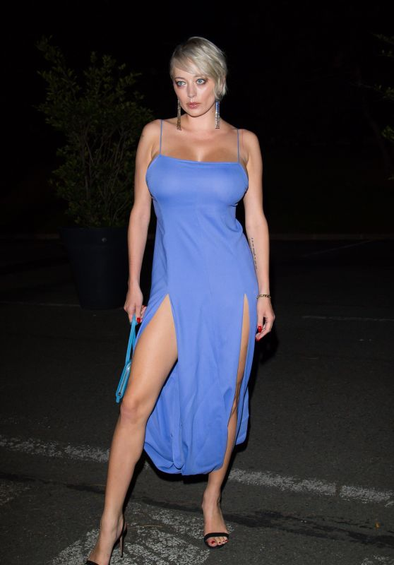 Caroline Vreeland - Jacquemus Fashion Show in Paris 02/25/2019