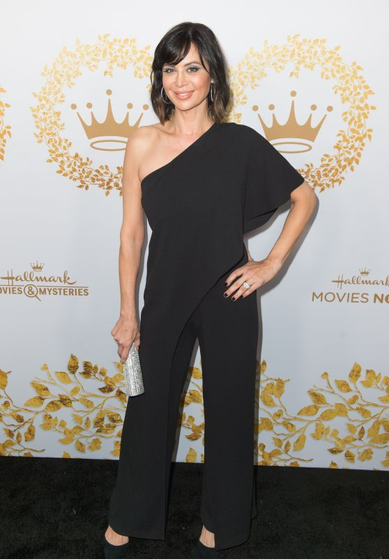 Catherine Bell – 2019 Hallmark Channel Winter TCA Press Tour Party