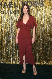 Catherine Zeta-Jones – Michael Kors Fashion Show in New York City 02/13/2019