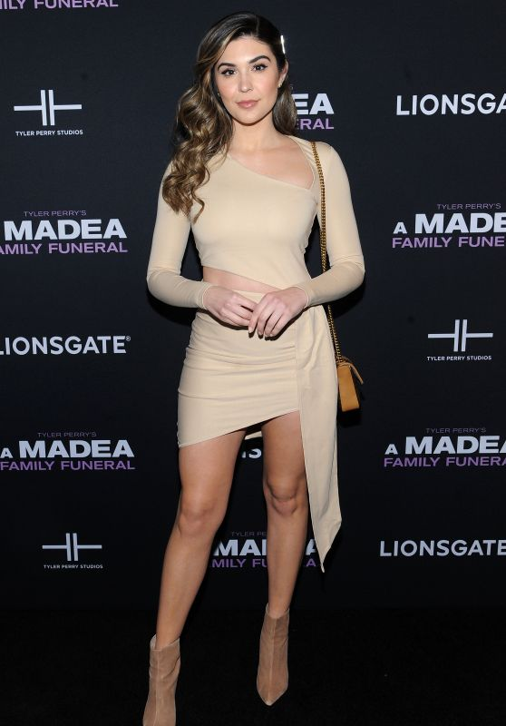 "Cathy Kelley – ""A Madea Family Funeral"" Screening in NYC"