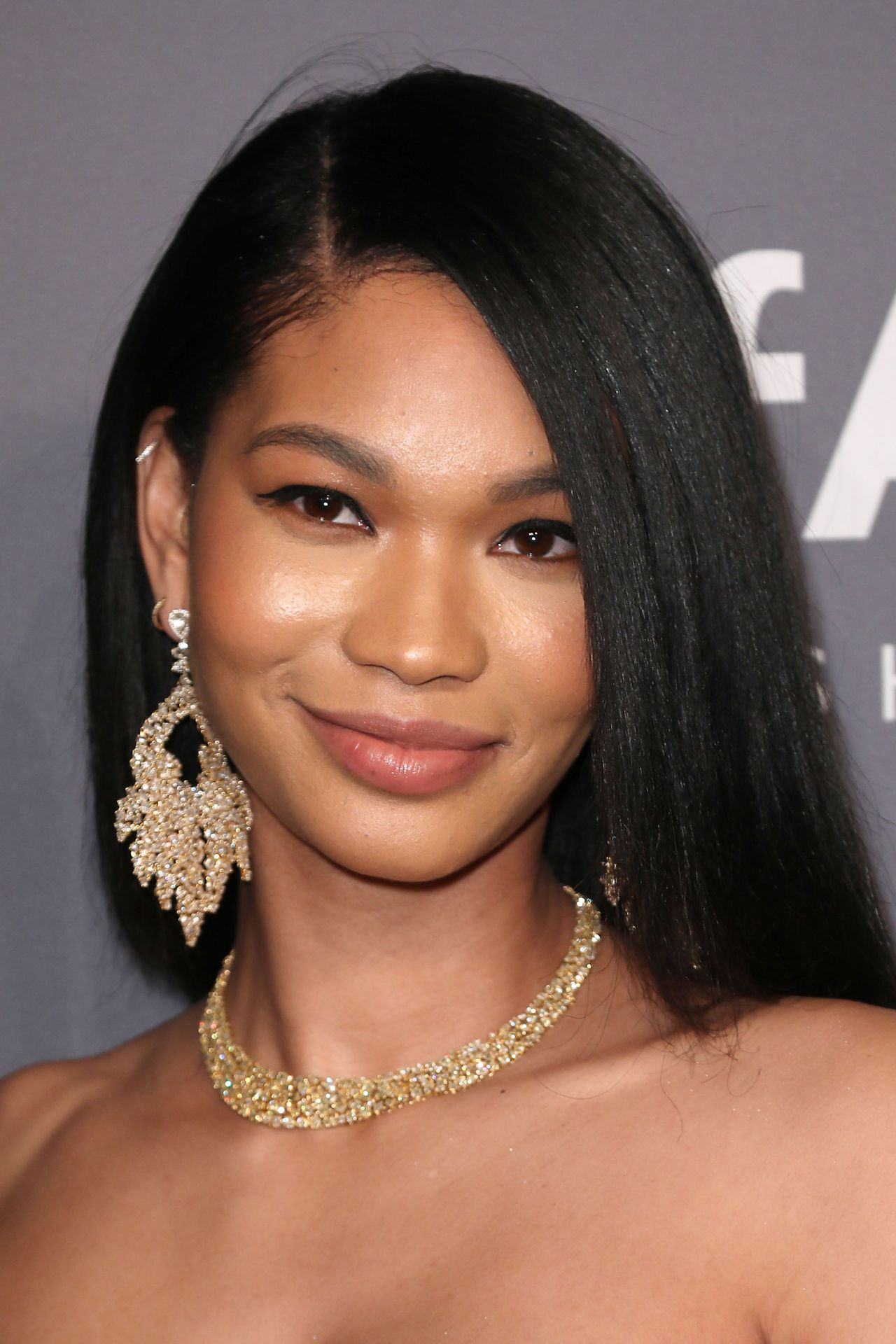 Chanel Iman 2019 Amfar Gala In New York