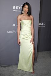 Chanel Iman – 2019 amfAR Gala in New York