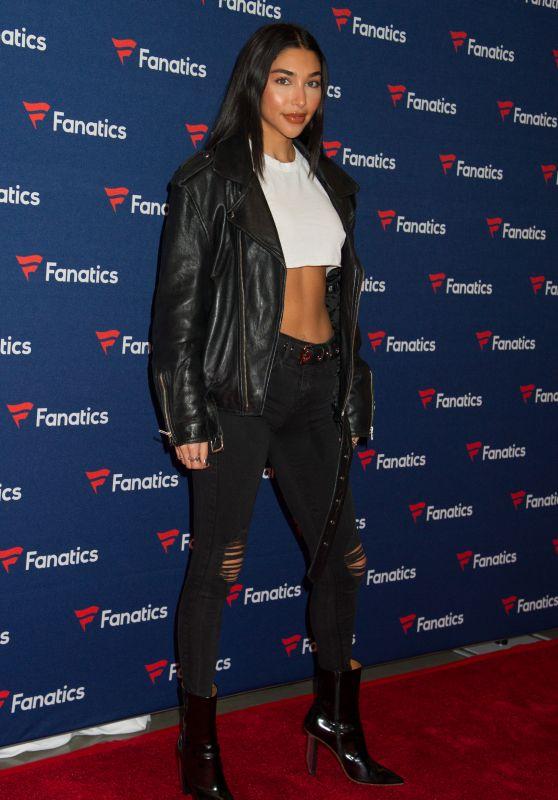 Chantel Jeffries - Fanatics Super Bowl Party in Atlanta 02/02/2019