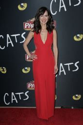 """Charlene Amoia – """"Cats"""" Opening Night Performance in Hollywood"""