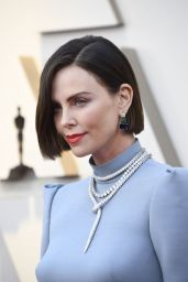 Charlize Theron – Oscars 2019 Red Carpet