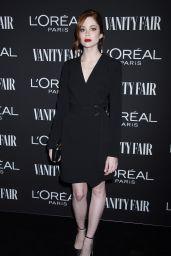 Charlotte Hope – Vanity Fair & LOréal Paris Celebrate New Hollywood 02/19/2019