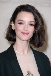 Charlotte Le Bon – Christian Dior Fashion Show in Paris 02/26/2019
