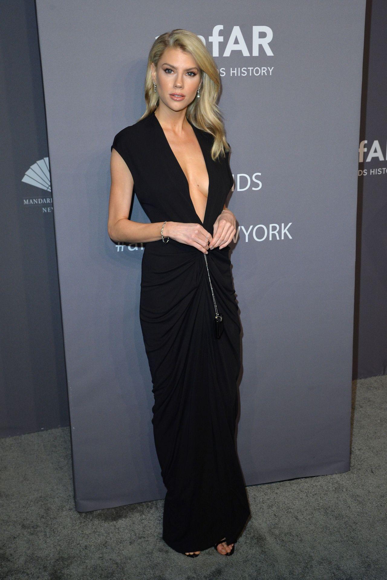 Charlotte Mckinney 2019 Amfar Gala In New York