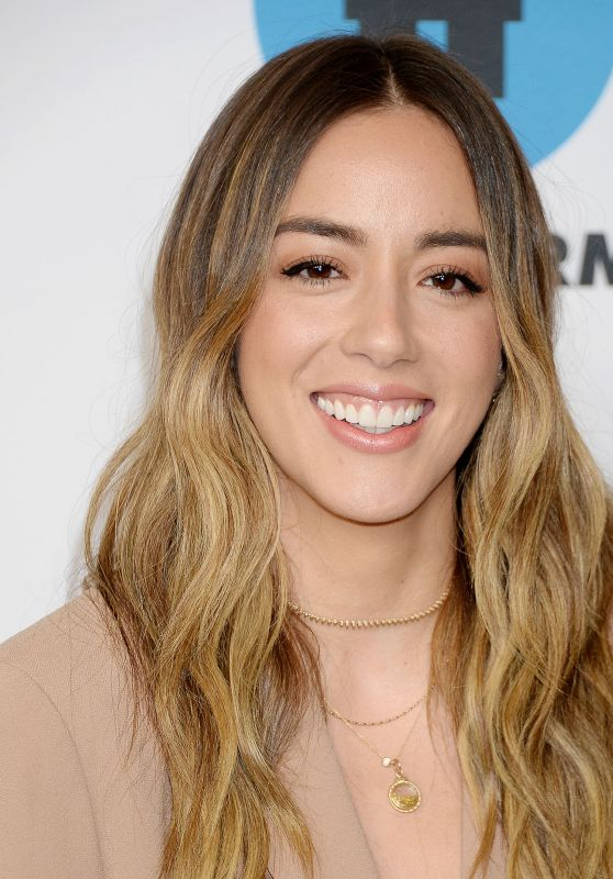 Chloe Bennet – TCA Winter Press Tour in LA 02/05/2019
