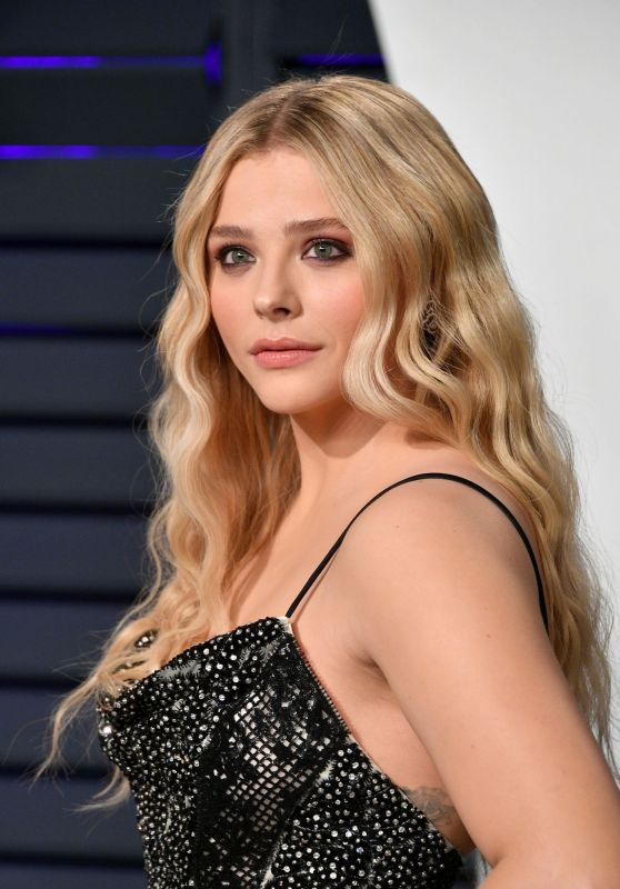 Chloe Grace Moretz – 2019 Vanity Fair Oscar Party