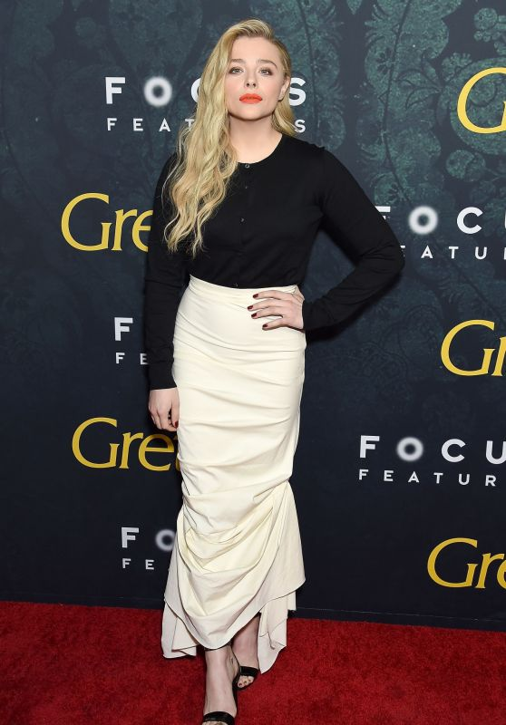 "Chloe Grace Moretz - ""Greta"" Premiere in Hollywood"