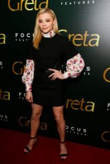 "Chloë Grace Moretz - ""Greta"" Screening in NY"