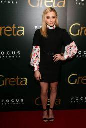 """Chloë Grace Moretz - """"Greta"""" Screening in NY"""