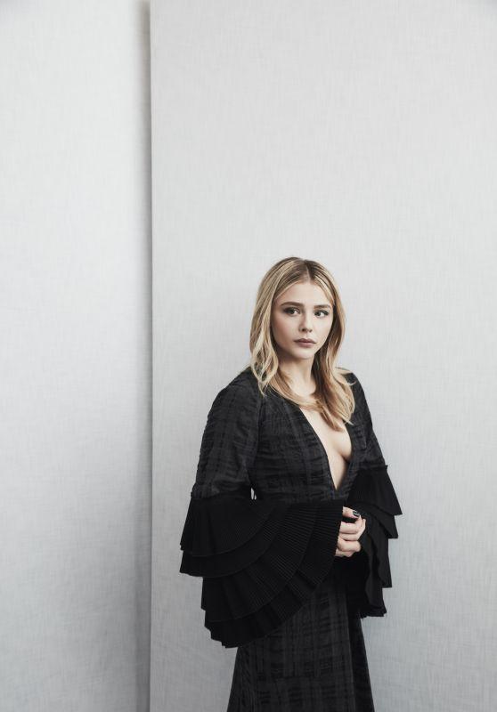 Chloe Grace Moretz - Variety Portrait Studio at the 2019 Indie Spirit Awards