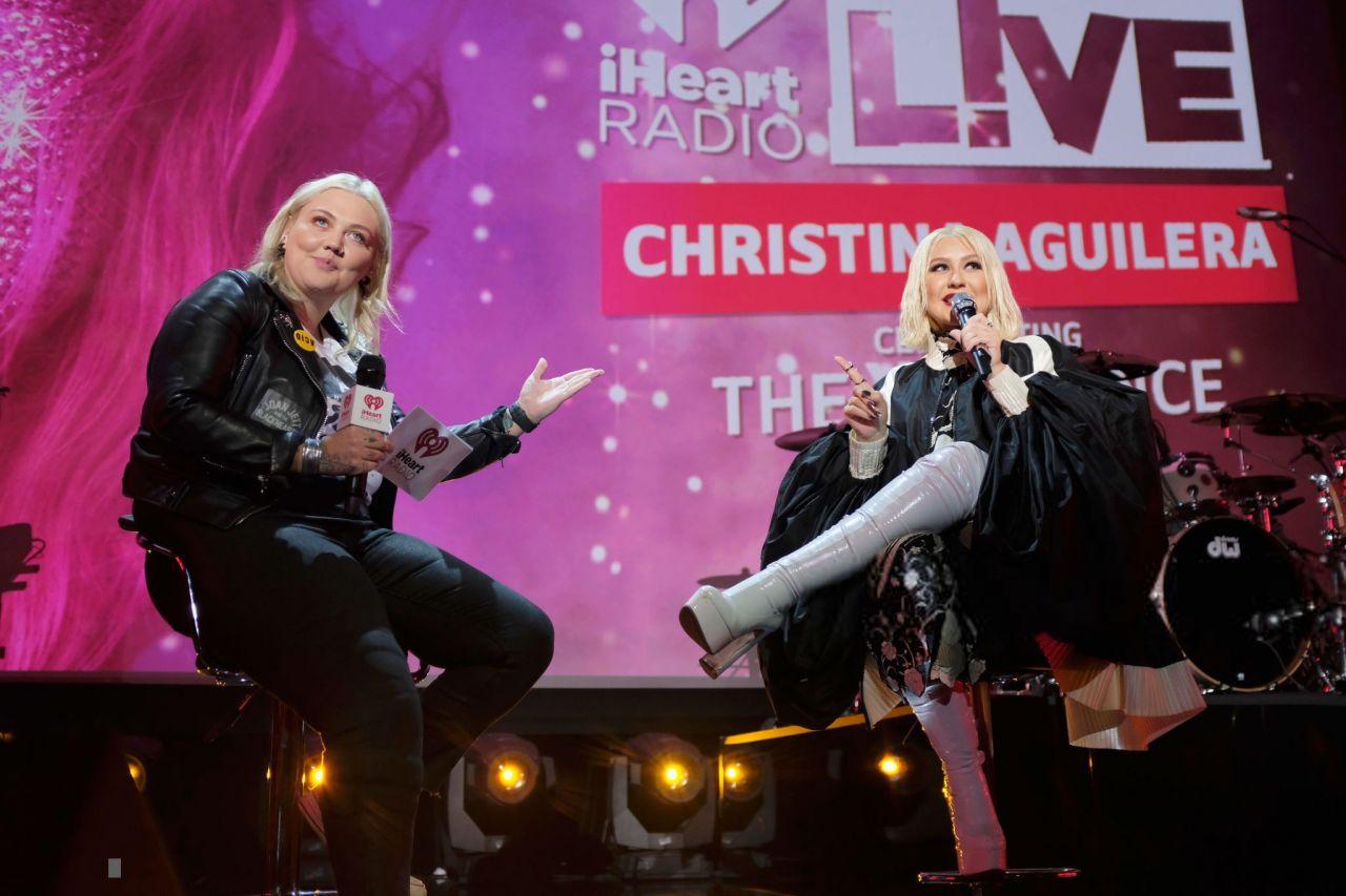 Christina Aguilera The Xperience Las Vegas Launch 01 31 2019